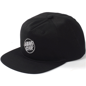 Santa Cruz Aptos Snapback, Black