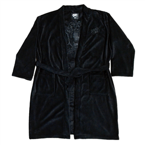 Santa Cruz Screaming Hand Robe, Black