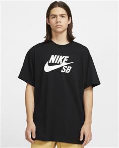 Nike SB Logo Tee, Black