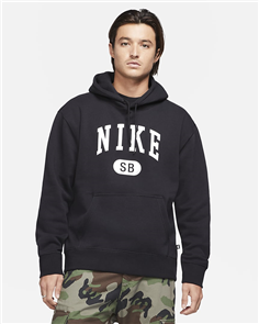 Nike SB MARCH RADNESS HOODIE, BLACK/ WHITE