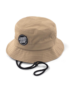 Santa Cruz Aptos 2 Bucket Hat, Sand