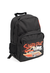 Santa Cruz RAT SLASHER BACKPACK, Black