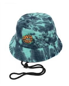 Santa Cruz TOXIC BUCKET HAT, BLUE NIGHTS