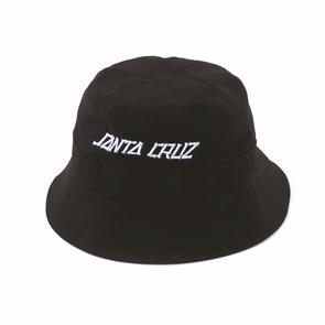 Santa Cruz Bones Bucket Hat - Youth, Black