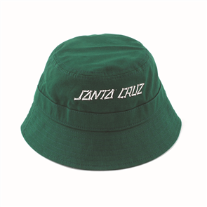 Santa Cruz Bones Bucket Hat - Youth, Glade