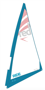 Red Paddle Co 2018 2.5m Windsurf Rig