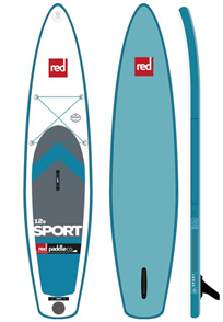 "Red Paddle Co 11'0"" Sport Inflatable Sup 2017 Model"