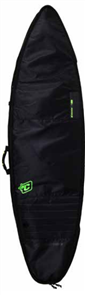 Creatures Of Leisure Shortboard Double 10mm Foam Bag, Black Edition