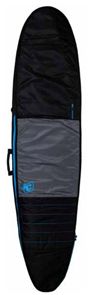 Creatures Of Leisure Longboard 10mm Foam Day Use Bag, Charcoal Cyan