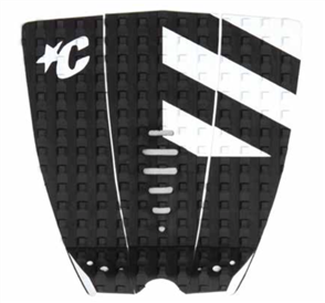 Creatures Of Leisure Mick Fanning Tail Grip Pad , Black White