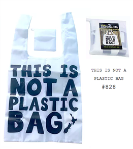Moana Rd Foldable Shoppers - This Is Not A Plastic Bag