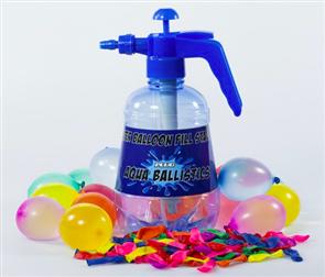 PlugNZ Aqua Ballistics Water Balloon Filler
