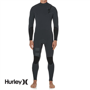 Hurley Mens Advantage Max Superheat 3/3mm Full Suit Wetsuit, 06F