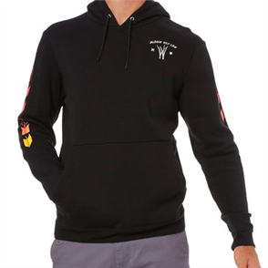 Hurley Surf Check Jjf Signature Z Fleece, 010