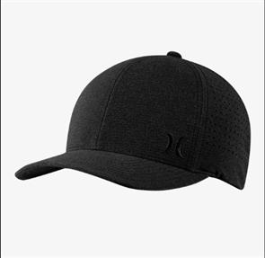 Hurley Phantom Ripstop Hat, Obsidin