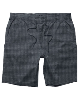 "Vissla Hemp No See Ums Elastic 18.5"" Walkshort, Phantom"