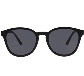 LE SPECS RENEGADE SUNGLASSES, MATTE BLACK