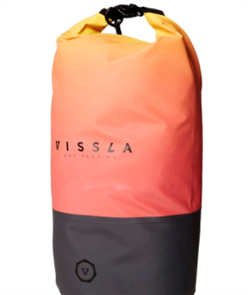 Vissla 7 Seas 20L Dry Pack Backpack, Red Fade