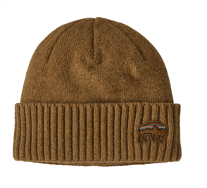 Patagonia Brodeo Beanie, Brown
