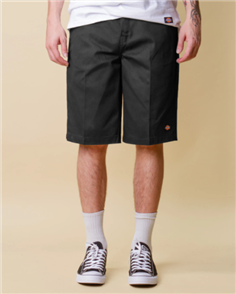 Dickies 131 SLIM STRAIGHT CARGO SHORT SLIM STRAIGHT FIT, BLACK