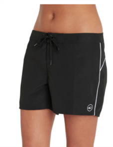 "O'Neill SALTWATER SOLIDS 5"" BOARDSHORT , BLACK"