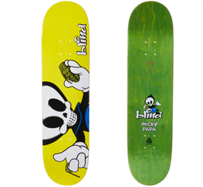 Blind Boom Box Reaper R7 Deck, Micky Papa