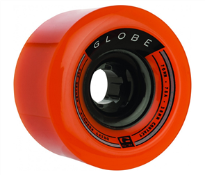 Globe Drifter Wheels, Orange