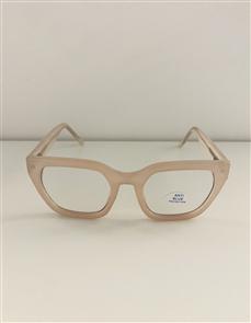 Stella + Gemma Ramona Blue Light Glasses, Musk