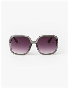 Stella + Gemma Blythe Polarised Sunglasses, Grey