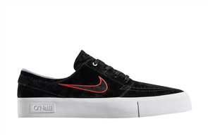 Nike SB Zoom Shane Oneill HT Skateboarding Shoe, Black