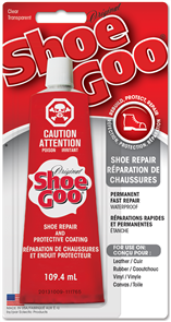 Shoe Goo Clear Tube