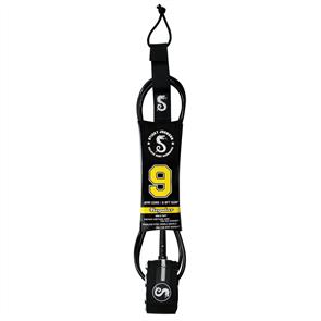 Sticky Johnson Longboard Leash, Size 9'0