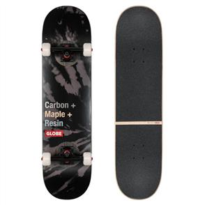 Globe G3 Bar Skate Complete, Impact/Black Dye