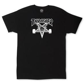 Thrasher SkateGoat Tee, Black