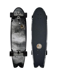 """SLIDE Neme Pro 36"""" Surf Skateboard"""