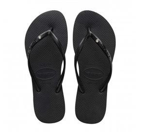 Havaianas Womens Slim Sw Crystal Jandals