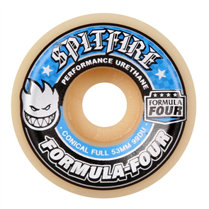 Spitfire SKATE WHEELS F4 99D CONCL FULL, 53mm