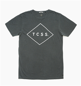 The Critical Slide Society Standard Tee, Phantom