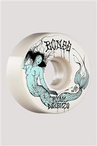 Bones STF Decenzo Mermaid V2 Locks 103a Wheels, 52mm