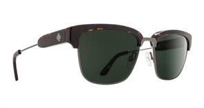 SPY Sunglasses Bellows  Dark Tort - Happy Grey Green