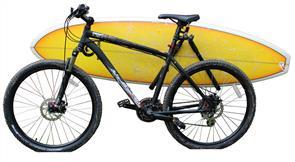 Unbranded Surfboard Bike Rack
