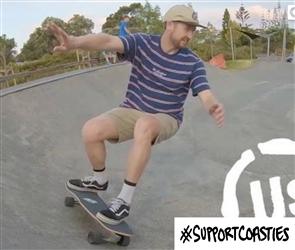 US Underground Surf - 1hr Surf Skate Lesson