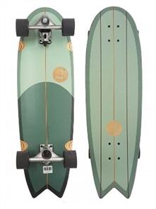 "SLIDE Swallow Saladita 33"" Surf Skateboard"