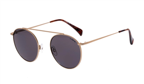 Liive Swell Sunglasses, Matt Gold