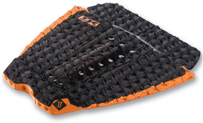 Dakine John John Florence Pro Pad, Black Orange