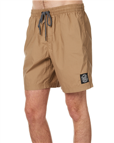 Santa Cruz Cruzier Solid Short, Tan
