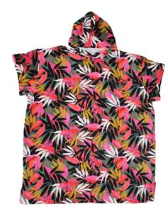 Billabong Teen Hoodie Towel, Tropical