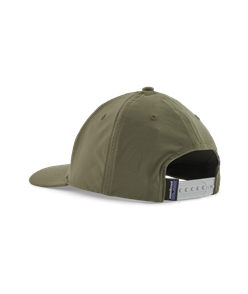 Patagonia P-6 Logo Channel Watcher Cap, Industrial Green
