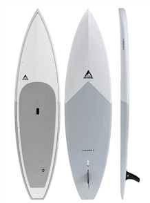 Adventure Paddle The Explorer 2 CX SUP, Grey