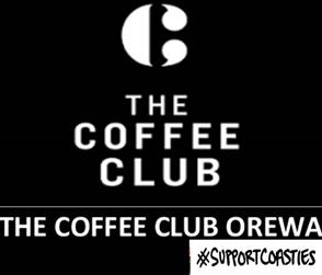 Support Coasties The Coffee Club Orewa - Vouchers